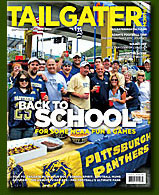 PFUFA was featured in Tailgater Monthly.